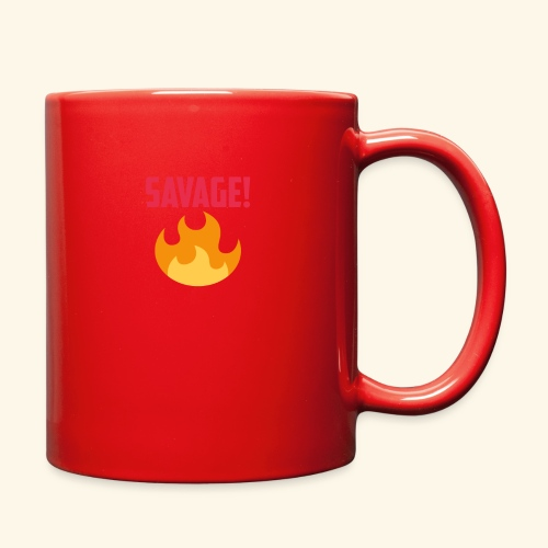SAVAGE MUG - Full Color Mug