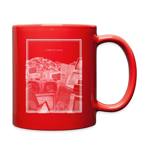 voltaire - Full Color Mug
