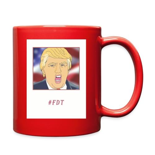 Fuck Donald Trump! - Full Color Mug