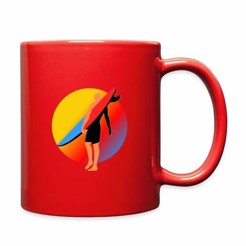 SURFER - Full Color Mug