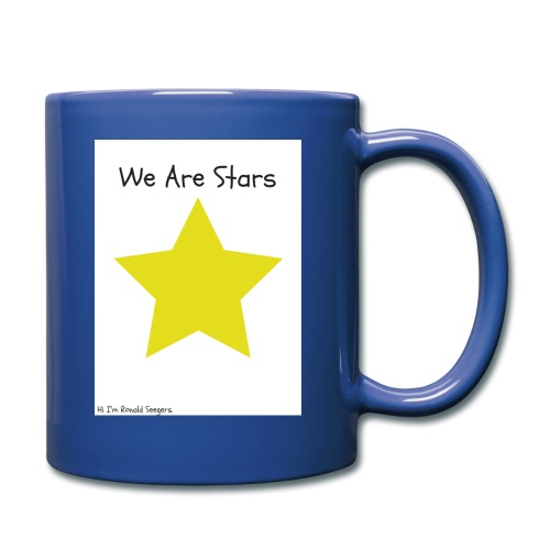 Hi I'm Ronald Seegers Collection-We Are Stars - Full Color Mug