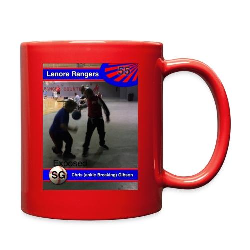 Basketball merch - Full Color Mug