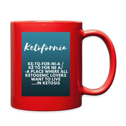 Ketofornia - Full Color Mug