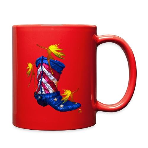 Boot Hoot - Full Color Mug