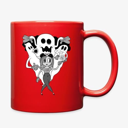 Samantics- Not Haunted - Full Color Mug