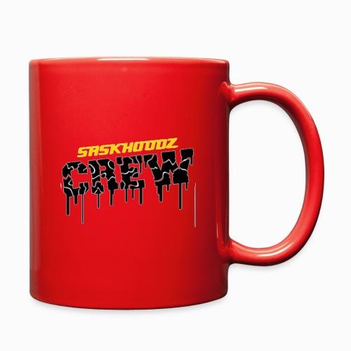 saskhoodz crew - Full Color Mug