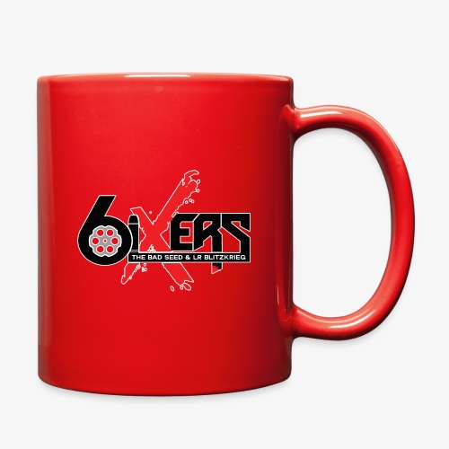 6ixersLogo - Full Color Mug