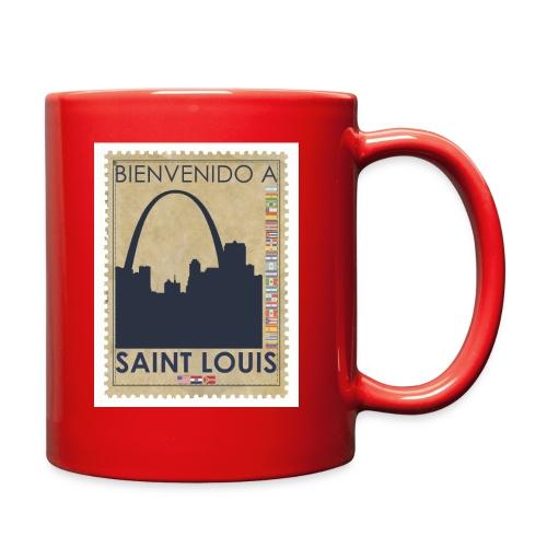 Bienvenido A Saint Louis - Full Color Mug
