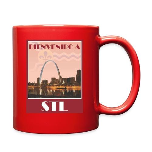 Bienvenido STL Skyline - Full Color Mug