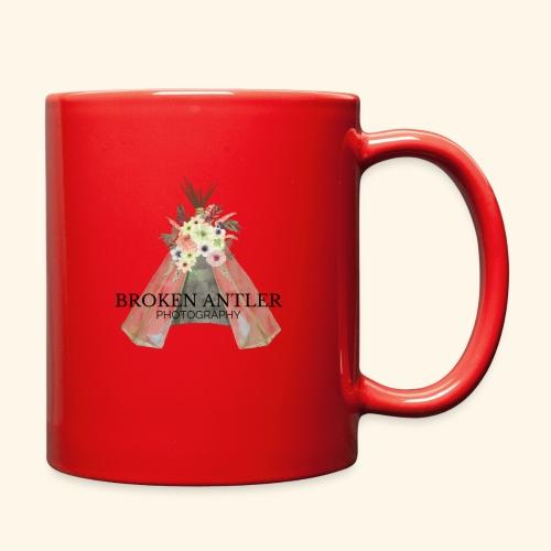 BROKEN ANTLER 2 - Full Color Mug