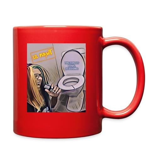 Toilet bowel sessions - Full Color Mug