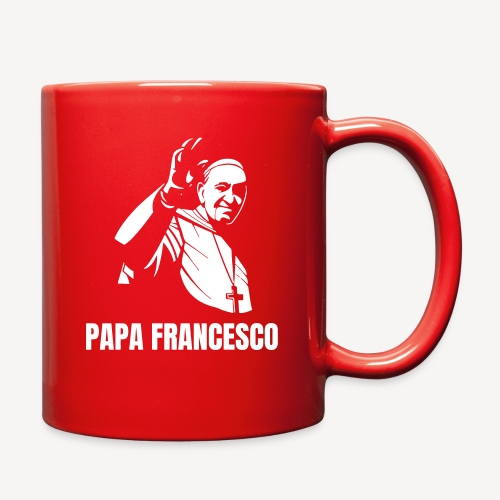 Papa Francesco Alè - Full Color Mug