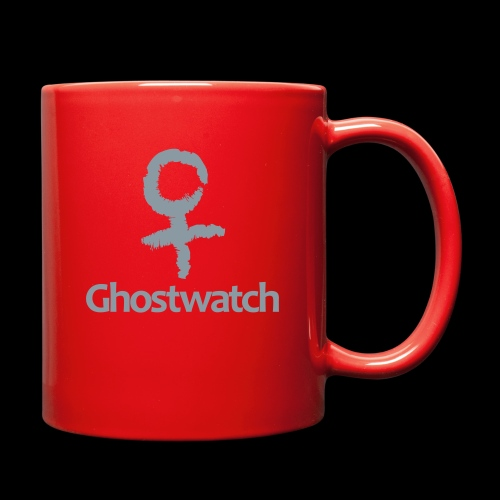Official Ghostwatch Spirit Apparition logo+ - Full Color Mug