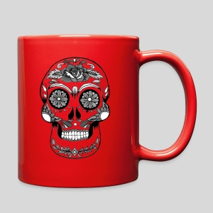 Catrina Black & White - Full Color Mug