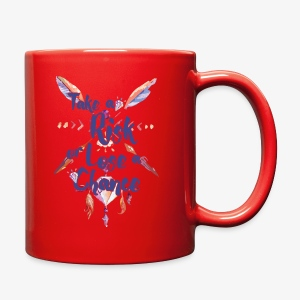 take a risk - Full Color Mug