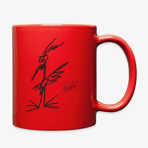 The Bird - Mug - Full Color Mug