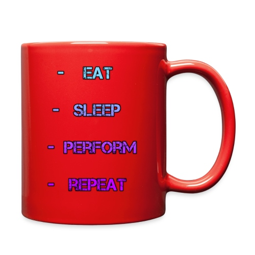 littlelaurzs productions T-shirt - Full Color Mug
