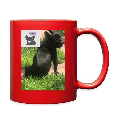french bulldog - Full Color Mug