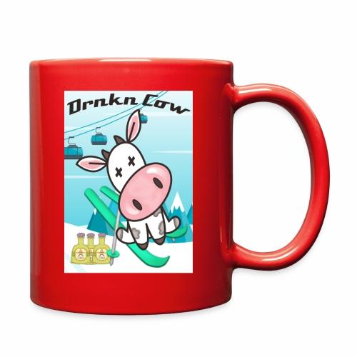 drunkencowski - Full Color Mug