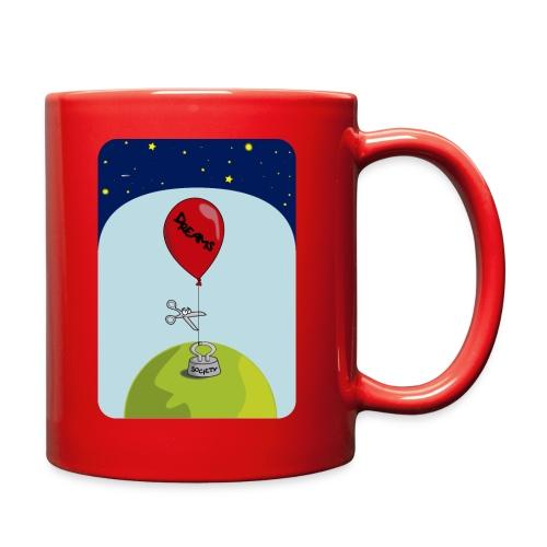 dreams balloon and society 2018 - Full Color Mug