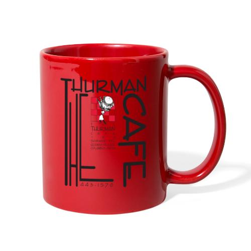 Thurman Cafe Traditional Logo - Full Color Mug