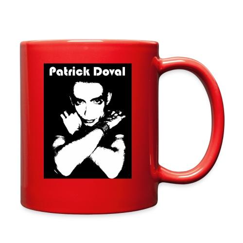Patrick Doval Logo - Full Color Mug