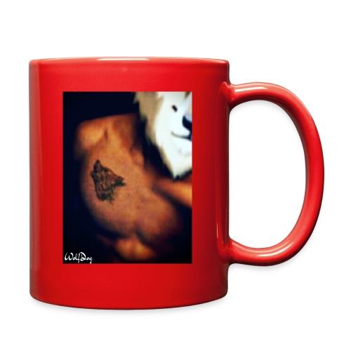 WOLFDOGINTHEFLESH - Full Color Mug
