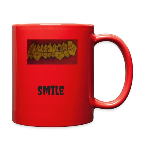 Smile S.J. Art - Full Color Mug