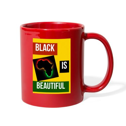 Black Is Beautiful - Full Color Mug