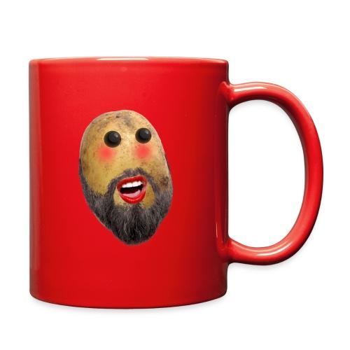 shy potato png - Full Color Mug