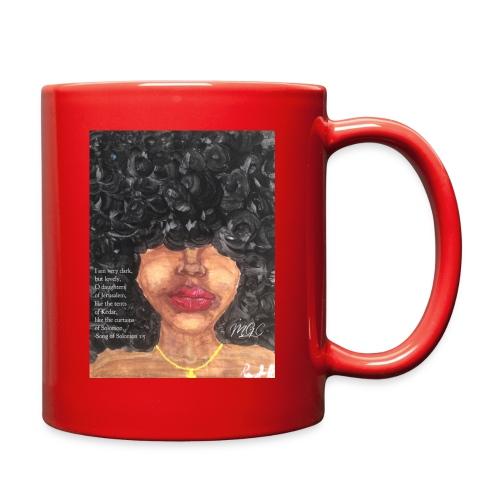 Song of Solomon 1:5 - Full Color Mug