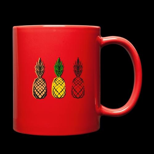 XTL Pineapple - Full Color Mug