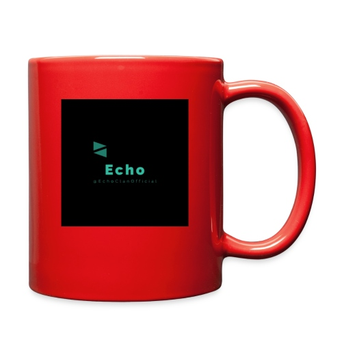 Echo Clan Offical Logo Merch - Full Color Mug