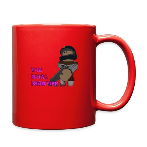 The Final Frontier - Full Color Mug