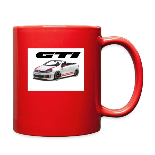 Golf Gti - Full Color Mug