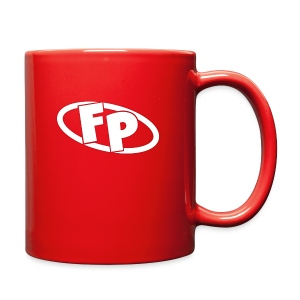 Secondary FRESHPOPCORN Logo - Full Color Mug