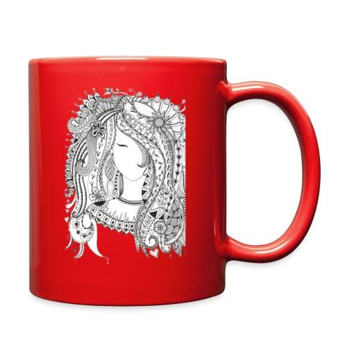 Girl - Full Color Mug