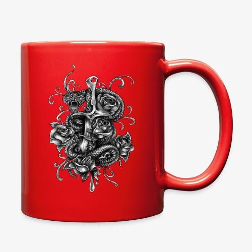 Dagger And Snake - Full Color Mug