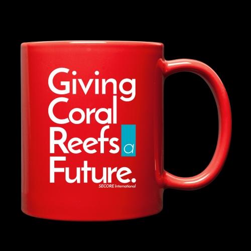 Giving Coral Reefs a Future - Full Color Mug