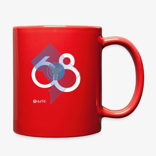 68 documentary - white - Full Color Mug