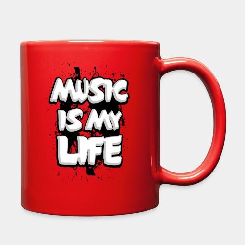 musicismylife - Full Color Mug