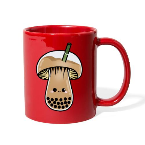 boba mushie (Moba) - Full Color Mug