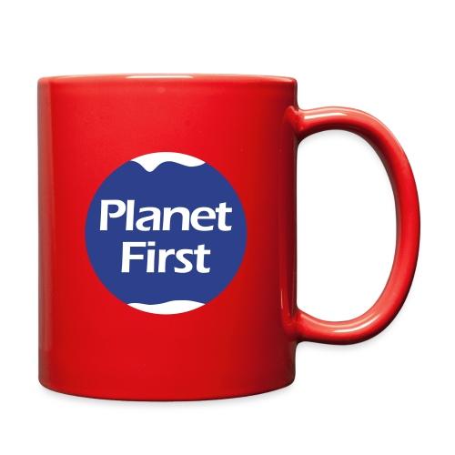 PlanetFirst2 - Full Color Mug
