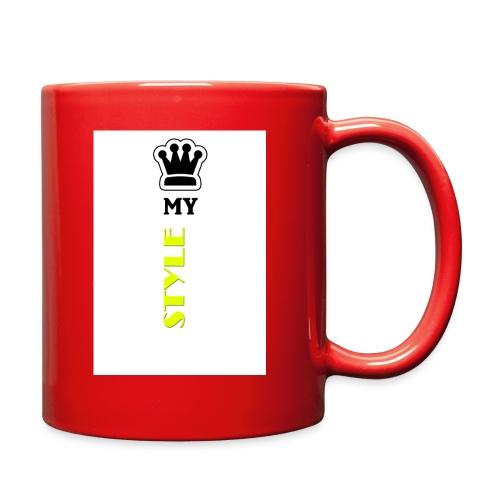 MY STYLE - Full Color Mug