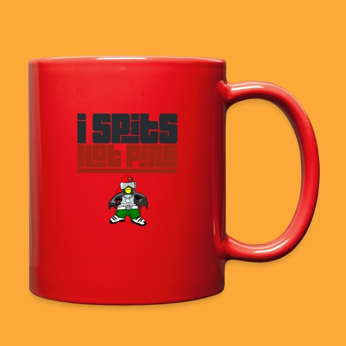 I Spits Hot Fire - Full Color Mug