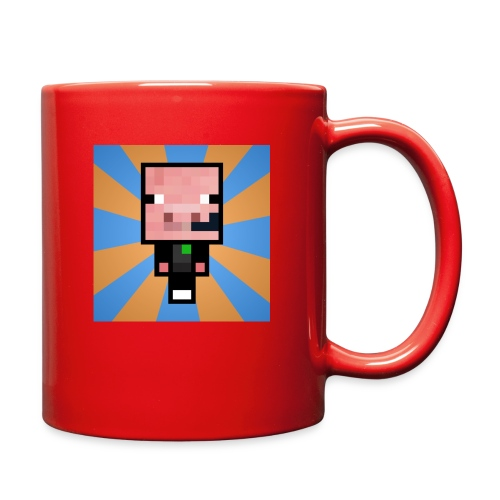 Agent_Pig64 Avatar - Full Color Mug