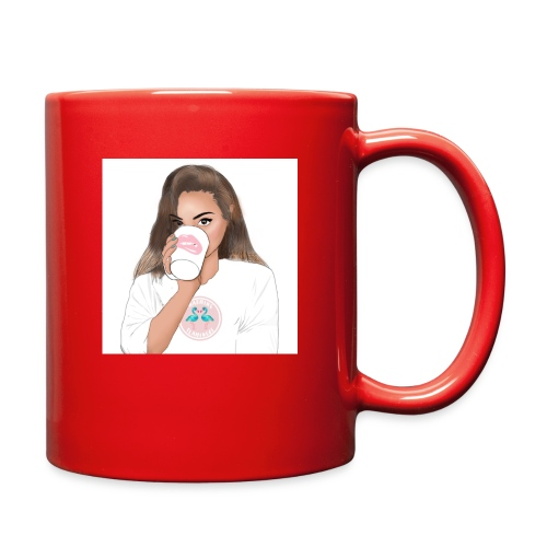 Coffee Talks With Brittney Mug - Full Color Mug
