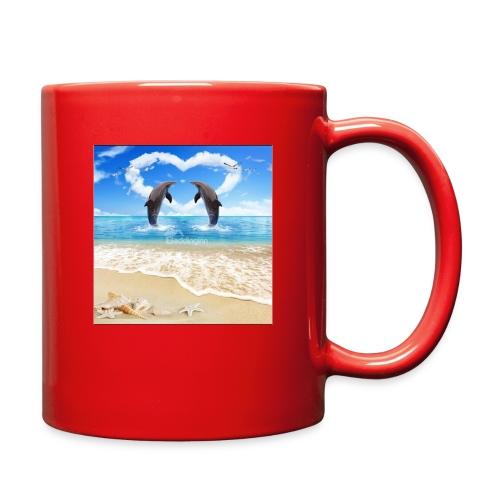 Dolphins - Full Color Mug
