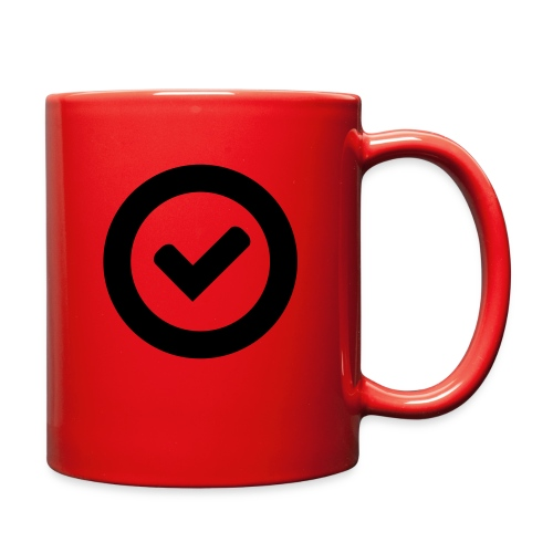 Check - Full Color Mug