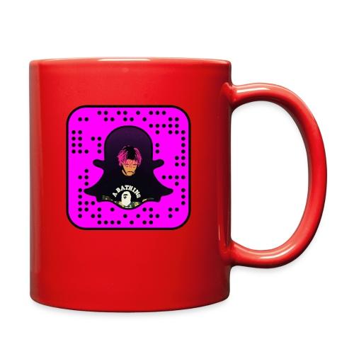 snapcode UZI - Full Color Mug